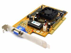 Pino Xfx PV-T03B-B4 Nvidia Riva TNT2 M64 32M Sdram PCI VGA Gráfica VPRM643PS