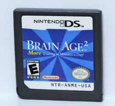 Brain Age 2 Nintendo DS Cartridge Only