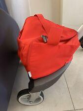 Red Shopping Bag Stokke Xplory
