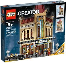 Lego 10232 Palace Cinema BRAND NEW