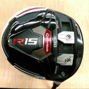 Golf Driver TaylorMade R15 430 TM1-116 Flex R 11 45.75inch JAPAN