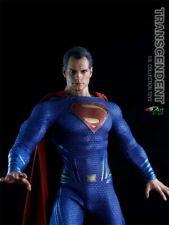 1:6 By-Art BY-013 Superman Clark Kent Kal-El Macho Colecionável Boneco De Ação