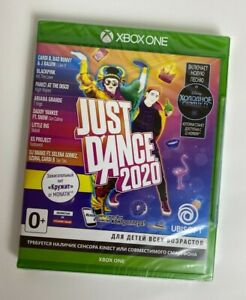 Just Dance 2020 Xbox One | Xbox Series X NEW & SEALED  [ENGLISH, RUSSIAN]