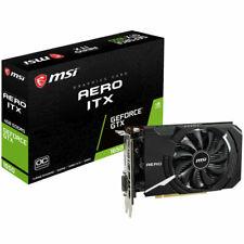 MSI GeForce GTX 1650 AERO ITX OC 4 Go GDDR5 Carte Graphique (V809-3061R)