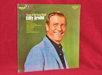 LP EDDY ARNOLD SONGS OF THE YOUNG WORLD 1969 RCA VICTOR PROMO SEALED