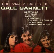 The Many Faces of GALE GARNETT - 27 Tracks