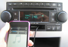RAK DODGE 6 Disc AUX Input Factory Radio CD Cassette IPOD MP3 Stereo