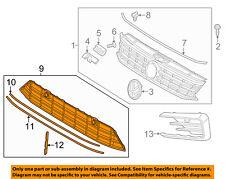 VW VOLKSWAGEN OEM 16-17 Passat-Grille-Lower 561853671FFOD