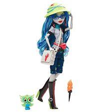 Monster High Puppe Doll Ghoulia Adult Collector Sammler Ausgabe 2017 New No Box