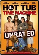Hot Tub Time Machine (DVD, 2010, Unrated)