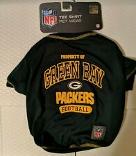 Pet Clothing Nfl Apparel Green Bay Packers