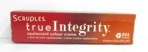 SCRUPLES TRUE INTEGRITY Opalescent Hair Color Creme ~ Levels 1 to 7 ~ 2 fl. oz.!