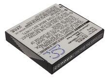 Battery for Panasonic Lumix DMC-FX30EB-S Lumix DMC-FX500EB-S SDR-S26K Lumix DMC-