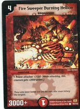 Duel Masters-Karte - Fire Sweeper Burning Hellion