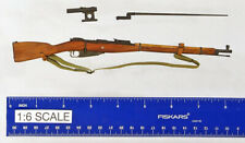 VeryCool WWII Female Sniper Metal & Wood Sniper Rifle 1/6 Scale Accessory
