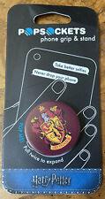 Harry Potter GRYFFINDOR PopSockets Universal Phone Grip Pop Socket