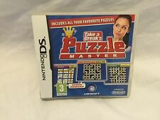 Nintendo DS - Take A Break's Puzzle Master  - 2009