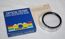 Photo-Line - 49mm Close-up +2 Filter - BoxCase/vgc
