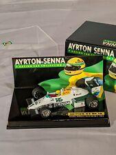 Ayrton Senna Collection No. 16, 1983 Williams Ford FW08C, F1, 1:43 Minichamps