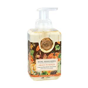 *Foaming Hand Soap Sweet Pumpkin Michel Design Works