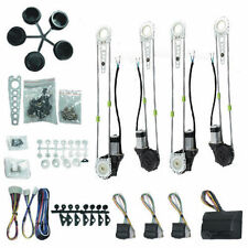 Universal 4 Doors Power Window Kit Electric Closer Window System High Quality