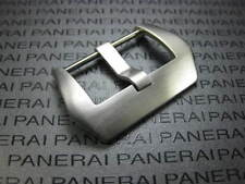 26mm PRE-V SCREW IN BUCKLE Brush Finish 316L Stainless PANERAI LUMINOR 1PC P