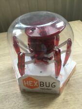 Hexbug Xl Spider Red, With Remote Control, In Original Packaging, New Batteries
