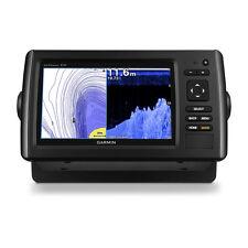 Garmin EchoMAP 72cv  Fishfinder/GPS Chartplotter Combo, GT20-TM Tdx.