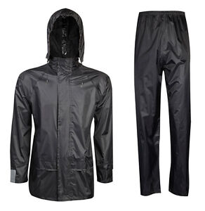 Baum Country Clothing Adults Waterproof Over Trousers and Jacket. Sizes S - XXL