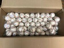 Wholesale Lot of 102 Rawlings Official League Baseball OLB1 Pepsi Ball