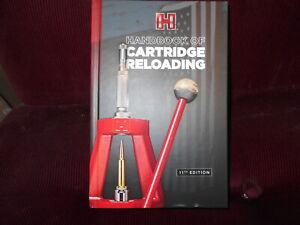 Hornady Handbook Of Cartridge Reloading 11th Edition Reloading Manual Not 10th