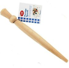 Wooden Traditional Porridge Spurtle Stirrer Beechwood Spoon Porage Scottish Gift