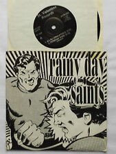 "RAINY DAY SAINTS All so unbelievable USA garage 7"" EP St VALENTINE Rds (1990)"
