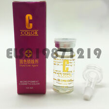 Microblading Eyebrow Pigment Fixing Agent Permanent Makeup Ink Colour Lock 15ml