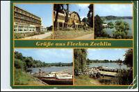 Flecken Zechlin Kr. Neuruppin Brandenburg DDR Mehrbild-AK Ansichtskarten gel.