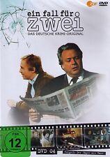 DVD NEU/OVP - Ein Fall für zwei - DVD 4 (04) - Folge 7 & 8 - Günter Strack