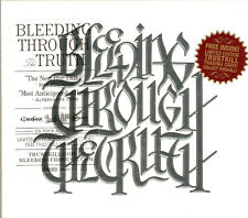Bleeding Through - The Truth 2CD Limited Edition NEW/SEALED
