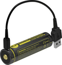 Nitecore USB Rechargeable Battery 2600 NL1826R