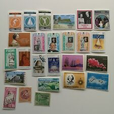 300 Different Samoa Stamp Collection