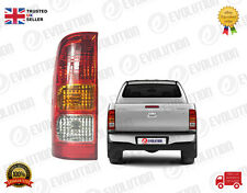TOYOTA HILUX VIGO MK6 05/11 REAR TAIL LIGHT LENS PASSENGER SIDE (LEFT) N/S
