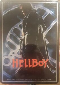 HELLBOY DELETED DVD STEELBOOK TIN LIMITED EDITION RON PERLMAN GUILLERMO DEL TORO