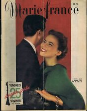 Marie France #260 du 21/11/1958