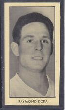 Thomson - World Cup Footballers 1958 # 7 Raymond Kopa - Real Madrid