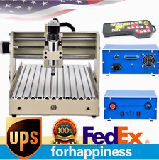 3axis 3040 Cnc Router Engraver Engraving Machine Milling Drilling Desktop Rc