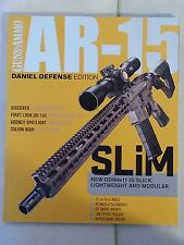 Book of the AR-15 Daniel Defense Edition /Daniel Defense 2015 Catalog Booklet