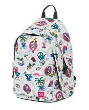 RIP CURL WOMENS BACKPACK.TATTOO DOUBLE DOME LARGE RUCKSACK ROCK BAG 7W MM4 3282