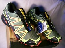 Salomon Genuine Speedcross 3 CS Trail Running Shoes, Men's US 11.5, NWT in Box
