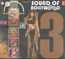SOUND OF BOLLYWOOD 13 - NEUF BOLLYWOOD BANDE SONORE CD