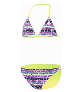adidas Junior Girls Bikini Swimming Top Bottoms Brand New free UK Deliver S20798