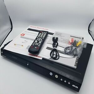 Magnavox MDR557H/F7 1TB Hard Drive DVD HDD Recorder Pre-owned Tested W / Remote